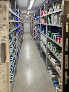 aus unseren Verkaufs- und Lagerräumen
